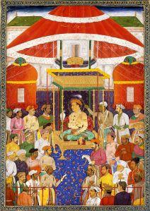 The_Great_Mughal_Jahangir's_Darbar