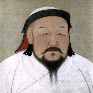 Kublai Khan. Wikimedia pd